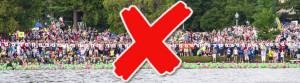 Ironman Lake Placid No Mass Swim Start