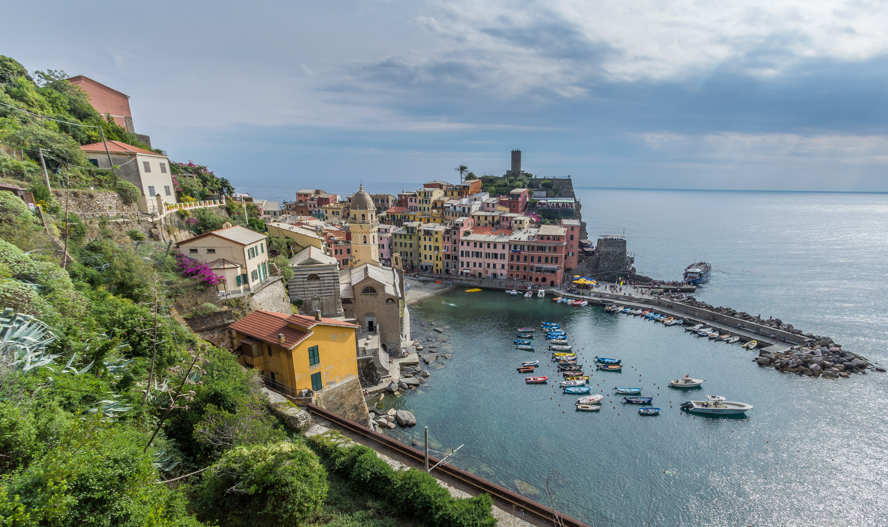 Coast, Culture, Europe, Florence, HDR, Italy, Sea, Travel, Tuscany, Water