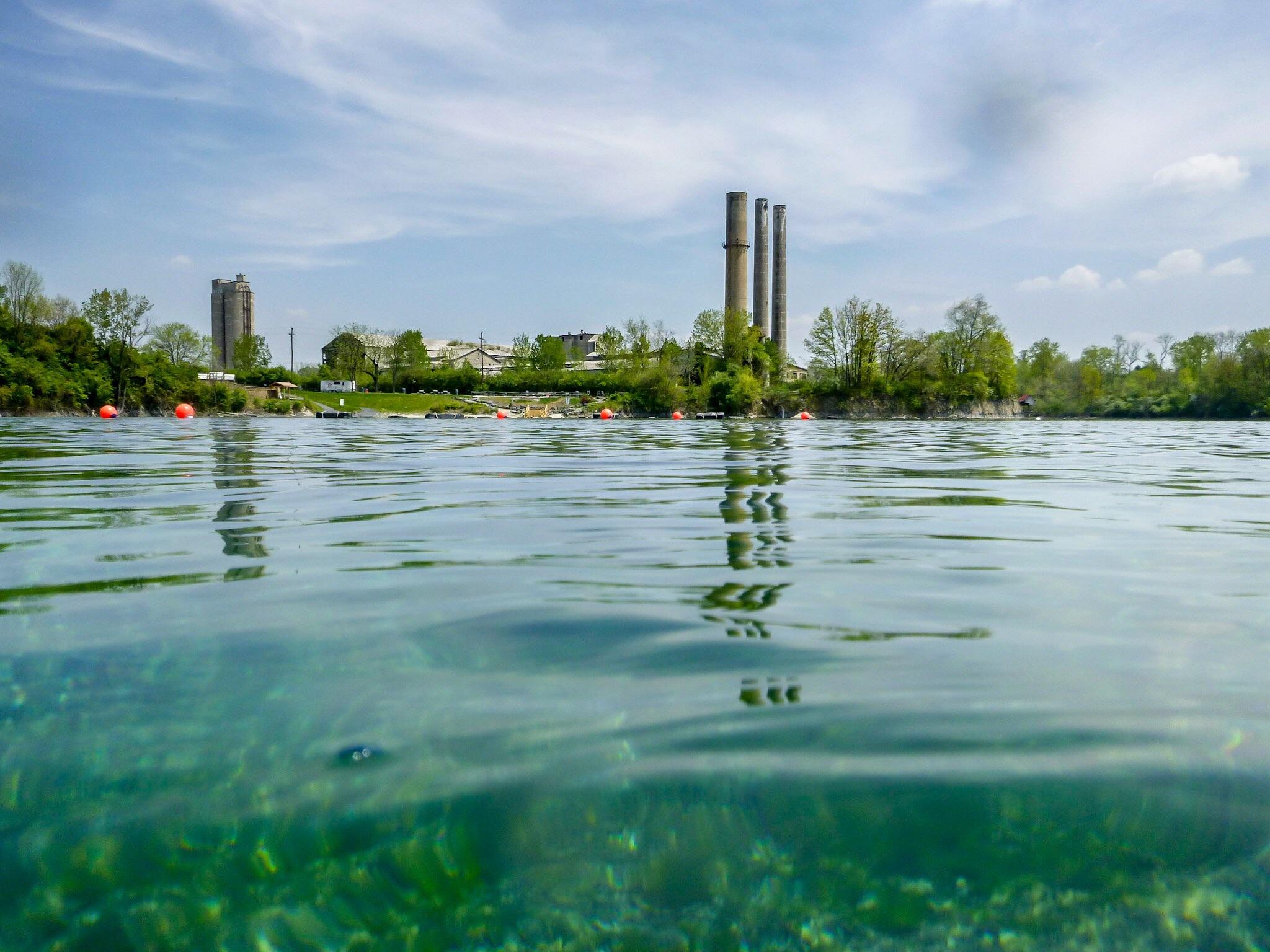 Dutch Springs Aqua Park May 2015