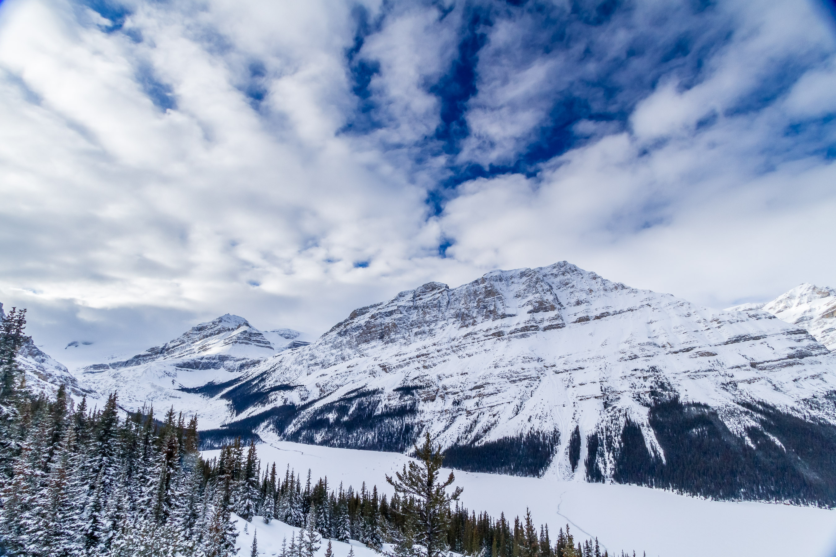 Canada, banff, lake louise, mountain, rockies